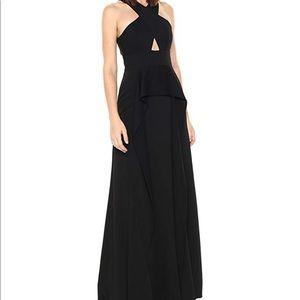 BCBG Black Bryleigh Gown